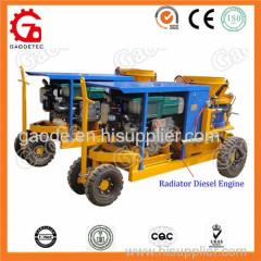 GZ-9D Dry mix Gunite Machine