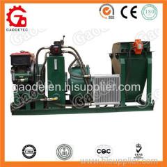 GDS 1500D Wet Shotcrete/Gunite/Concrete Spraying Machine