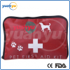 2016 wholesale 20 pieces Emergency dog pet first aid kit with CE ISO FDA approved
