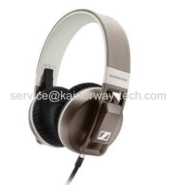 Sennheiser Urbanite XL Over-Ear Headphone Headsets With iPhone Remote Sand