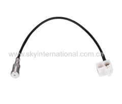 Antenna Aerial adapter ISO Fakra Audi RNS-E - Straight connector