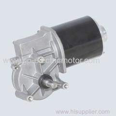 Small High Torque RPM DC Worm Gear Motor