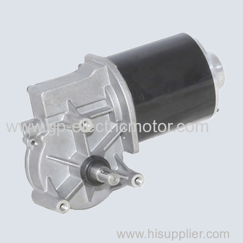 small high torque rpm dc worm gear motor from china