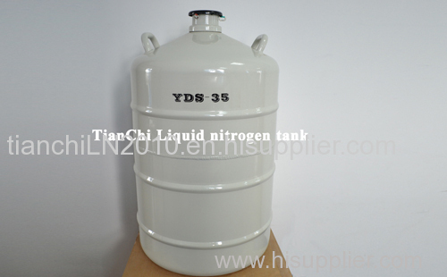 Liquid nitrogen container YDS-35-125