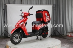 pizza delivery electric scooter