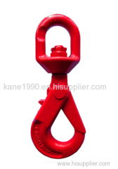 G80 high quality swivel safety hook from China factory