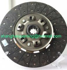 CLUTCH DISC T65804000; CLUTCH PLATE T65804000; CA1901;CA6100;YC6108;FOTON