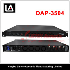 350W PER CHANNEL CLASS-D POWER AMPLIFIER 3504