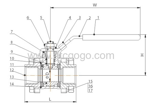 high quality three stainless steel switch ball valve 1  2