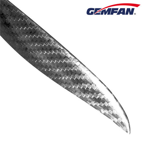 13x6.5 inch Carbon Fiber Folding rc model aircraft Props for Fixed Wings