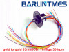 capsule slip ring-35mm(diameter)-76circuits-2A-Barlin Times