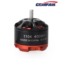 1104 Brushless Motor Anticlockwise and Clockwise for Mini Quadcopter Multicopter