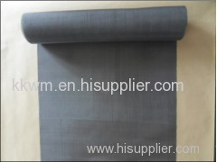 Tungsten wire mesh for sale