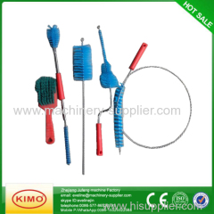 stainless steel milk brush for milking machine