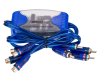 Four Channel Ground Loop Isolator Audio Curciut Noise Filter 4 RCA