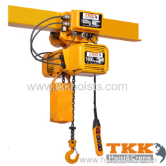 Single Speed Electric Chain Hoist