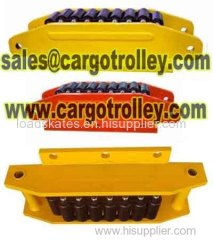 Heavy duty moving roller dollies price list with details