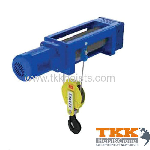 Electric Wire Rope Hoist Motorized Trolley Manufacturer