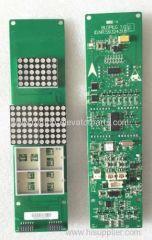 Schindler elevator parts PCB 59324318