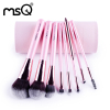 MSQ 8 Piece New Arrival Pink Makeup Brush Set