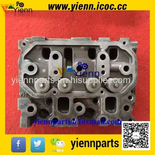Yanmar 2YM15 Cylinder Head 119415-11741 Used parts for