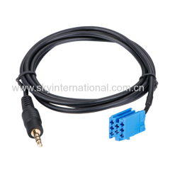 Blaupunkt Aux cable car audio parts audio cable