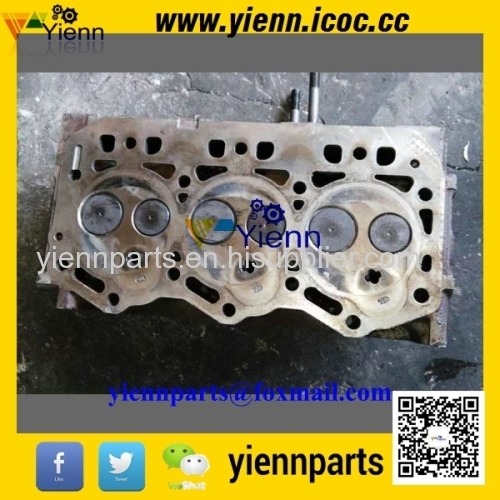 Yanmar 3TNV76 Cylinder Head 119717-11740 Used parts For