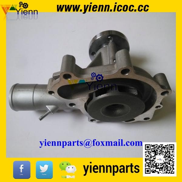 Yanmar S4D106 4TNV106 4TNE106 Water Pump 123900-42000 123907