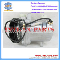 Air conditioning ac compressor fit for Suzuki Sidekick L4 1999-2001 12V 4PK
