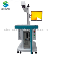 made in China laser engraving marking machine print logo on metal/ alloy/ stainless steel/ plastic/ PVC