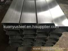 Stainless steel 316 rectangle tube price factory