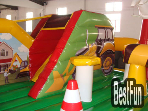 Builder amusement park jumping castle inflatables
