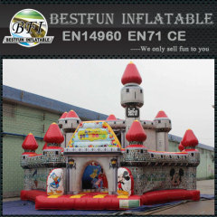 Inflatable disney interesting theme park