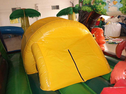 Exercise Equipment Inflatable Play Obstacle Course