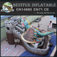 Dragon Attack Castle Giant Slide