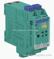 Pepperl Fuchs/ p+f Frequency Converter with Direction and Synchronization Monitor