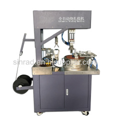 robot cable production machine winding and tying machine for cable