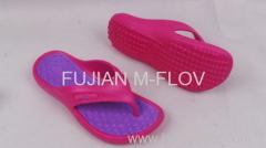 women heel eva slippers