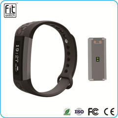 OLED Screen Smart Wristband Bluetooth 4.0 Smartband