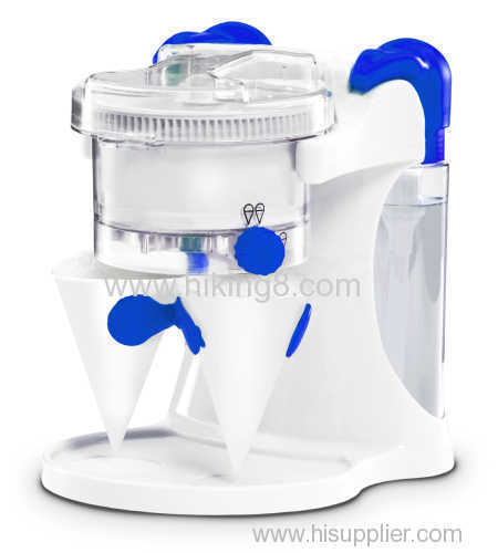 Ice Shaver 80W Electric Snow Cone Crusher Maker Machine