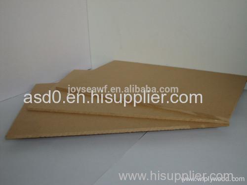 plain mdf e0 e1 e2 grade fsc board/decorative mdf panels/melamine faced mdf