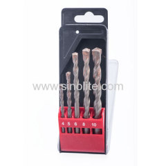 Granite Drill Bit 5pcs/set 4-5-6-8-10mm professional quality