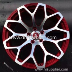 18 TO 22 INCH MONOBLOCK FORGED CUSTOMIZED WHEEL FOR MUSTANG SHELBY GT500