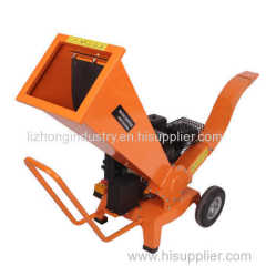 6.5hp 70mm chipping capacity wood chipper price