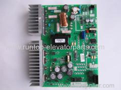 Mitsubishi elevator parts PCB KCR-1040A