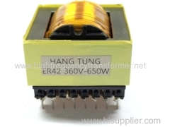 ER SMD series electric transformer power transformer