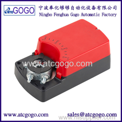 24Nm Non spring-return actuators Damper actuator