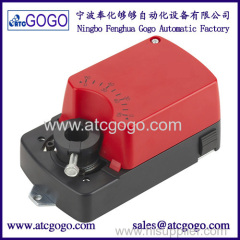 6Nm Non spring-return actuators Damper actuator