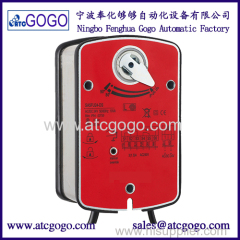 5Nm Fire and smoke spring return damper actuator