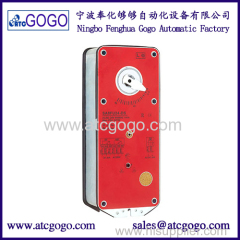 8Nm Fire and smoke spring return damper actuator